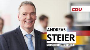 10 Fragen an: Andreas Steier (CDU)
