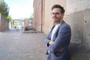 10 Fragen an: Adrian Assenmacher (FDP)