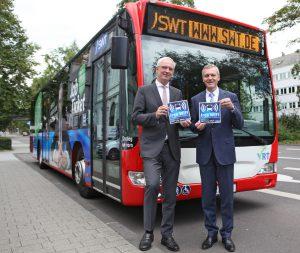 SWT testen WLAN in Stadtbussen