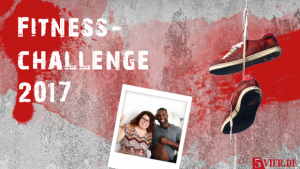 5vier Fitness-Challenge startet