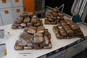 Kripo landet Schlag gegen örtliche Drogenhändler