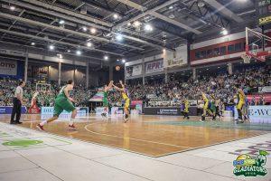 RÖMERSTROM Gladiators Trier verlieren erstes Heimspiel