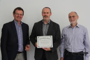 Informatikprofessor erhält internationale Auszeichnung