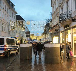 Die Stadt Trier in der gesamten Vorweihnachtszeit