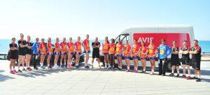 Team-Vorstellungen zur Handball-WM der Frauen