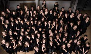 Theater Trier – Ankündigung zum Kinderchorkonzert