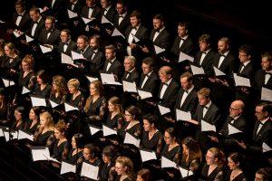 Mozarts Große Messe im TRIFOLION Echternach