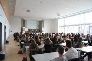 Erfolgreicher Infotag für Schulen an der Hochschule Trier