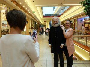 TRIER GALERIE feiert 200. Geburtstag des berühmtesten Sohns der Stadt