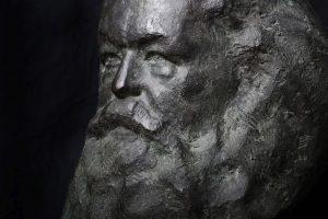 Viele sahen Karl Marx