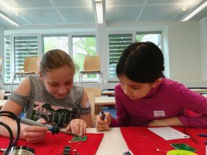 Girls' und Boys' Day an der Hochschule Trier