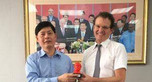 Hochschule Trier besucht Partnerstadt Xiamen