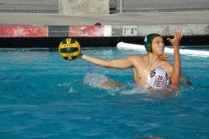 Wasserballer des SSV Trier mit 2 Siegen und einer Niederlage