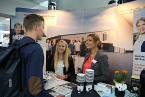 Firmenkontaktmesse der Hochschule Trier