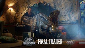 Die Kino-Woche: Jurassic World – Das gefallene Königreich