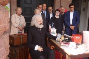 Rund 80.000 Besucherinnen und Besucher aus der ganzen Welt in Trier