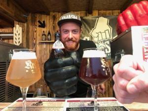 Trierer Bierfestival gestartet