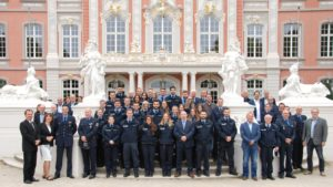 Das Polizeipräsidium Trier bekommt Verstärkung.