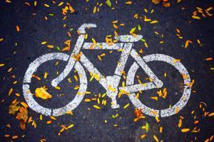 Erste Trierer Fahrradstraße