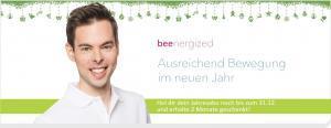Mit Bee-wegung gesund ins neue Jahr!