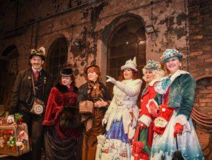 JINGLE BELLS – Viktorianischer Weihnachtsmarkt in der Glockengießerei Saarburg