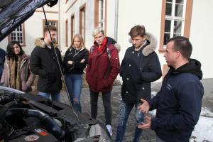 Trierer Abiturienten – Ausbildung statt Sabbatical