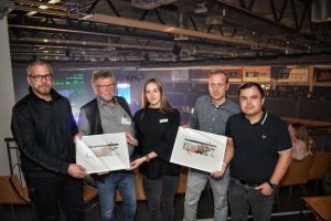 Arena Trier feiert mit 7000 Fans BONEZ MC & RAF CAMORA und verleiht Sold Out Award
