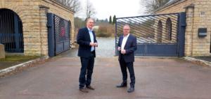 Saarburg-Terrassen erhalten 5 Millionen EUR Förderung vom Bund dank Einsatz von Andreas Steier und Jürgen Dixius