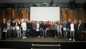 HWK Trier: Endlich Geselle – 90 Handwerksgesellen erhielten am Freitag Ihre Briefe