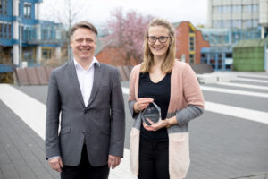 EMOS Master Thesis Award  für beste Masterarbeit geht an Trierer Studentin