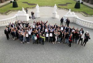 Große Beteiligung bei dem Qualitätssiegel Schule