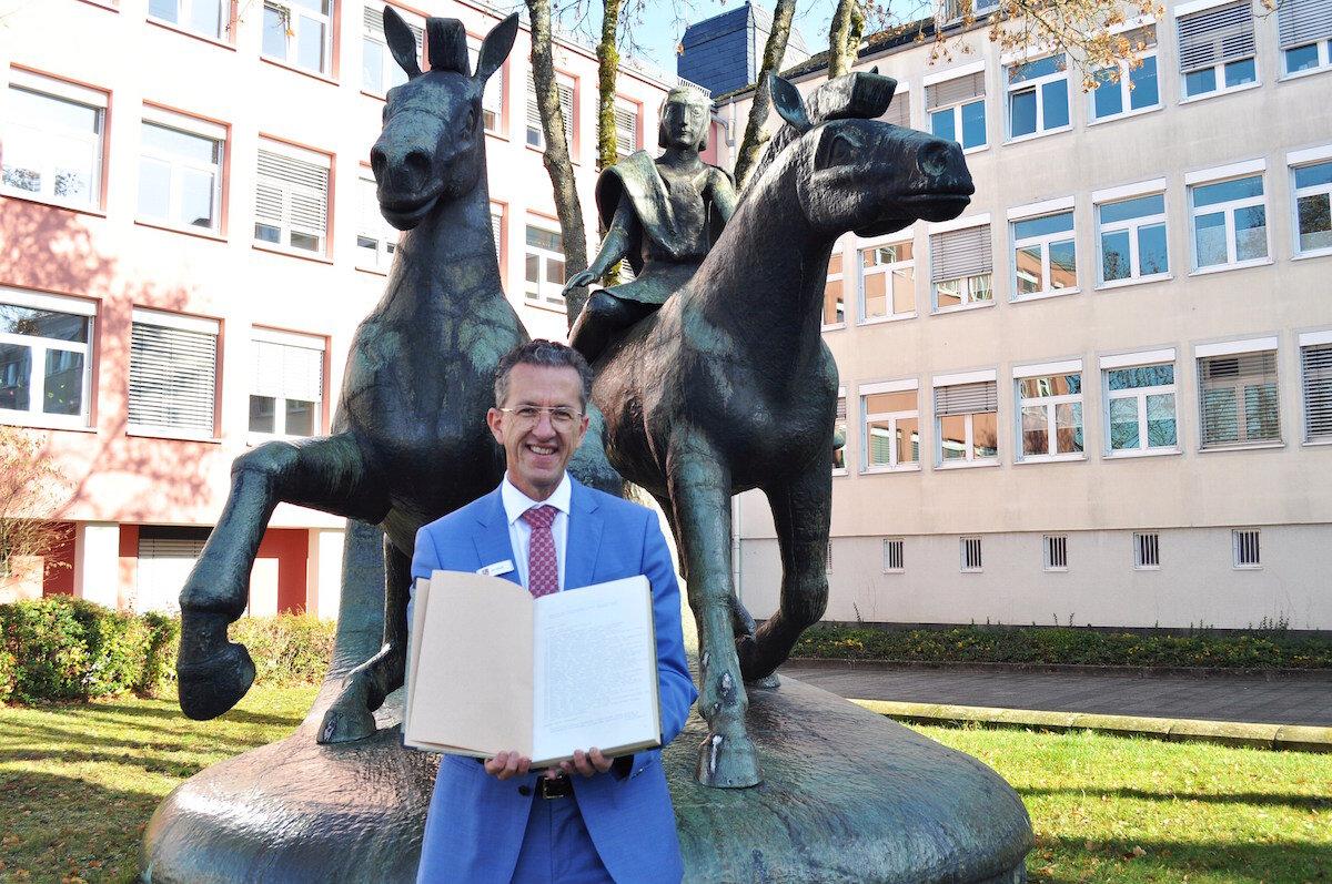 Stilles Jubiläum im Eifelkreis: 50 Jahren Kreis Bitburg