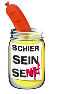 Schier sein Semf Kolumnen Logo - by Jan Wender